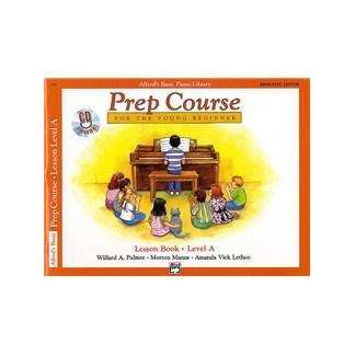 Alfred's Prep Course for the Young Beginner - Lesson Book Series