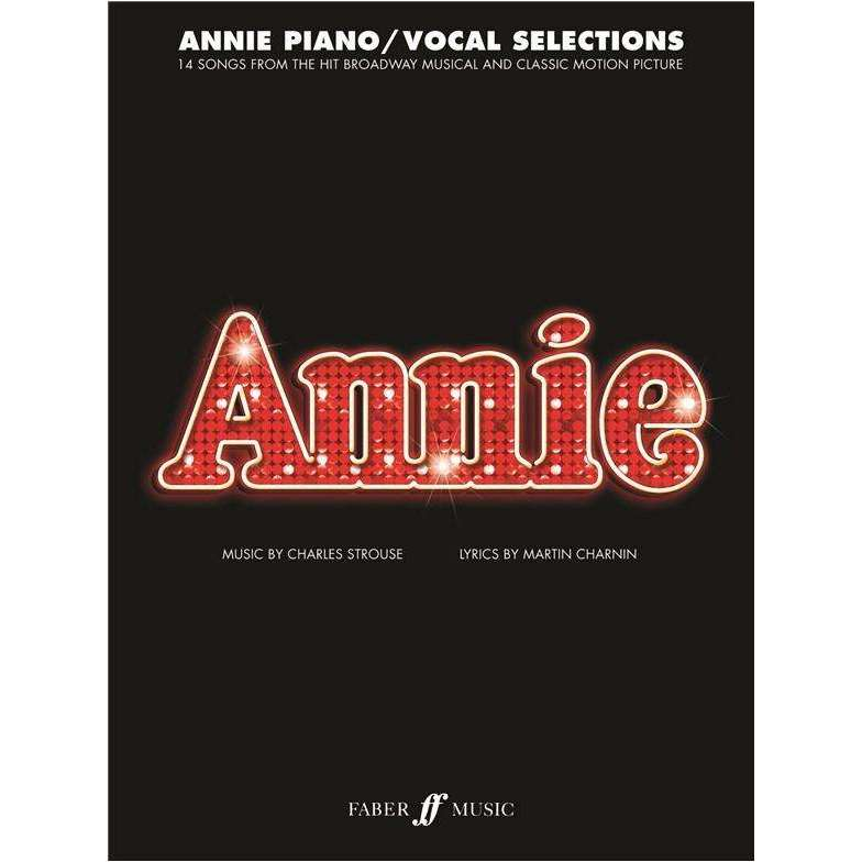 Annie song selection