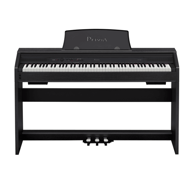 Casio Privia PX 760 Digital Piano + FREE Adjustable height piano bench