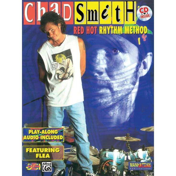 Chad Smith 'Red Hot Rhythm Method' (incl. Play-along Audio)