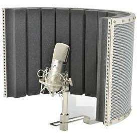 Citronic Studio Microphone Arc Screen