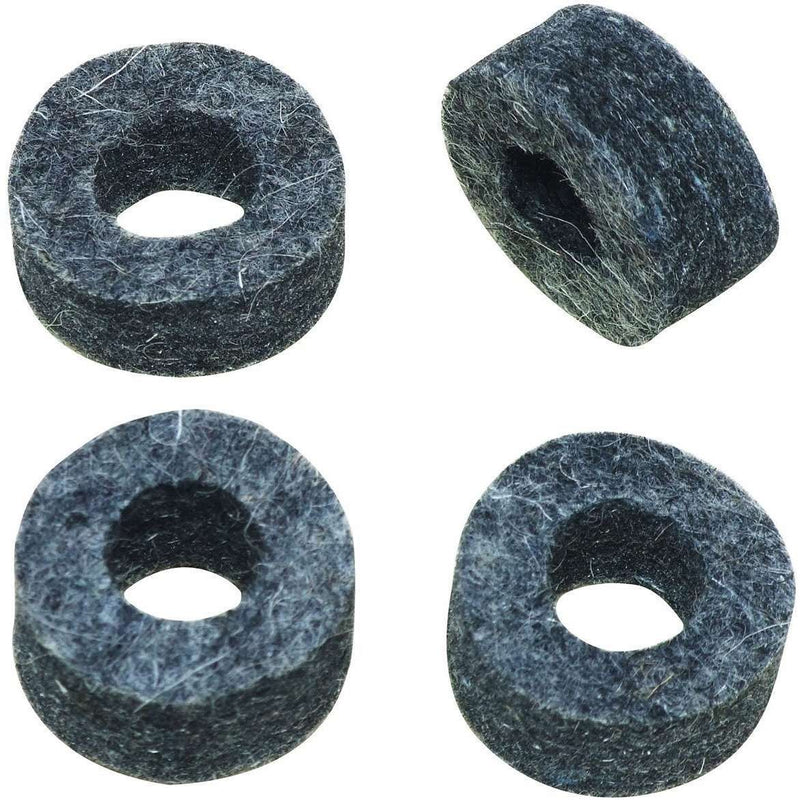 Dixon Hi-Hat Clutch Felt Washers, 4 Pack