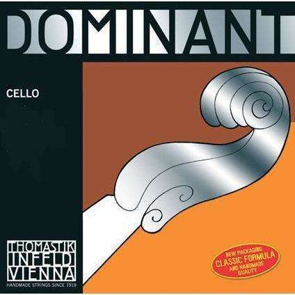 Dominant Cello A. Chrome Wound. 4/4