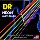 DR Strings Neon Multi-Colour Electric Light
