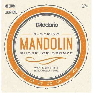 D'Addario Mandolin strings EJ74