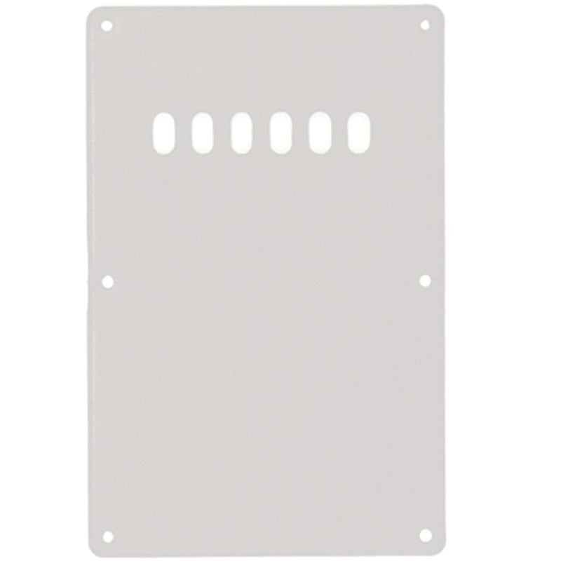 Guitar Tech Backplate Cover.  GT565 White