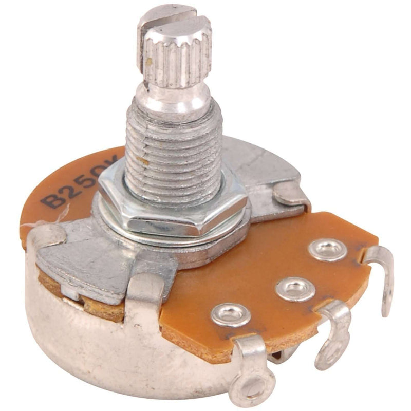 Guitar Tech POTENTIOMETER - 250K VOLUME - 18MM SHAFT  GT933