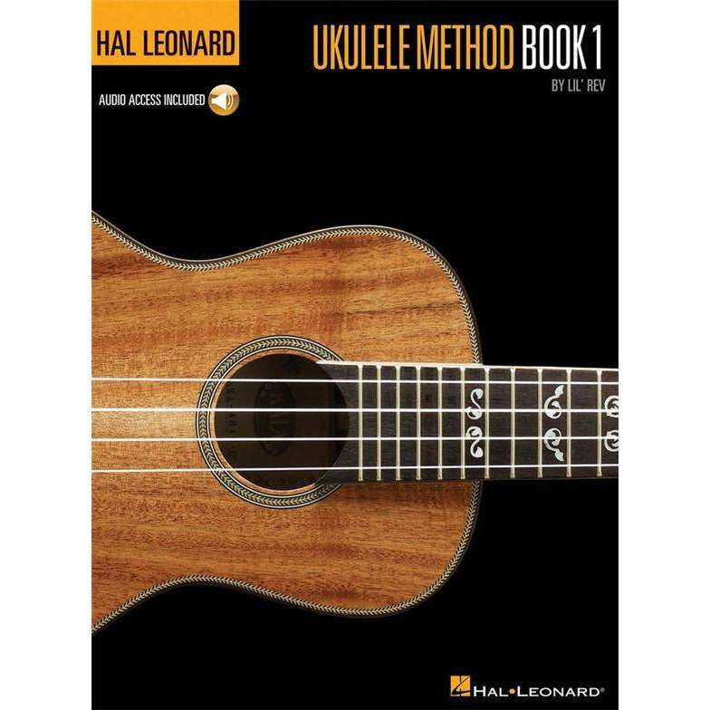 Hal Leonard Ukulele Method (incl. Audio Access)