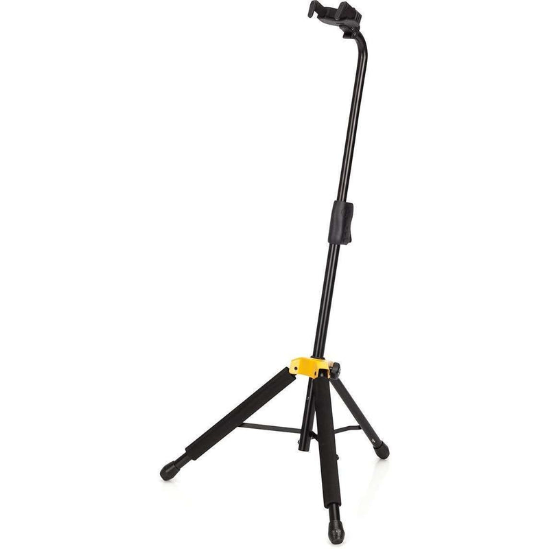 Hercules - Auto Grip System Single Guitar Stand (AGS)