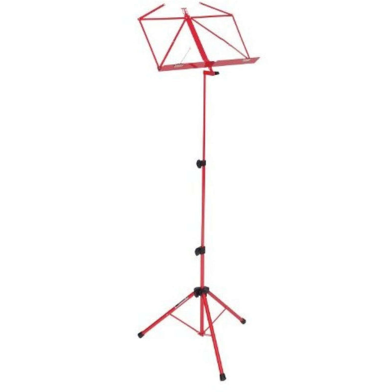 Kinsman  Music Stand OPS55R With BAG, RED