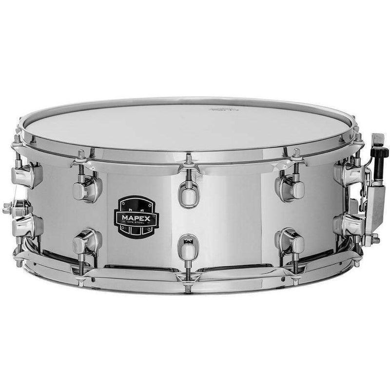 "Mapex 14"" X 5"" Steel Snare Drum"