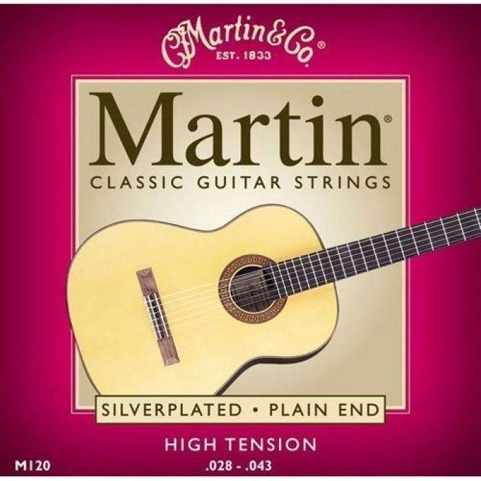 Martin Classical Guitar String Set (28 to 43)