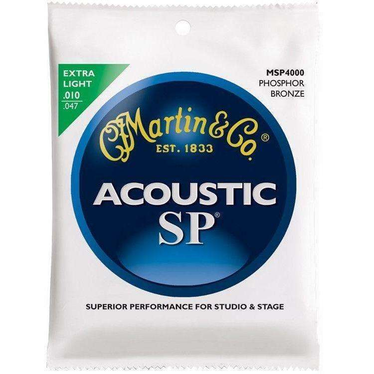Martin Phosphor Bronze SP Acoustic String Set