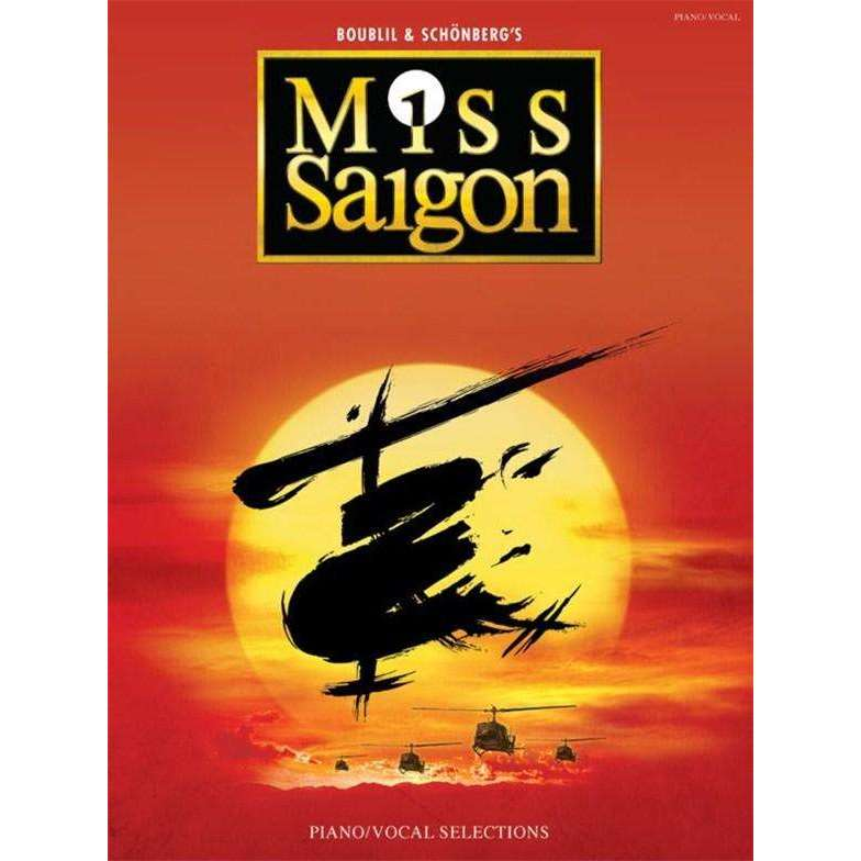 Miss Saigon song selection