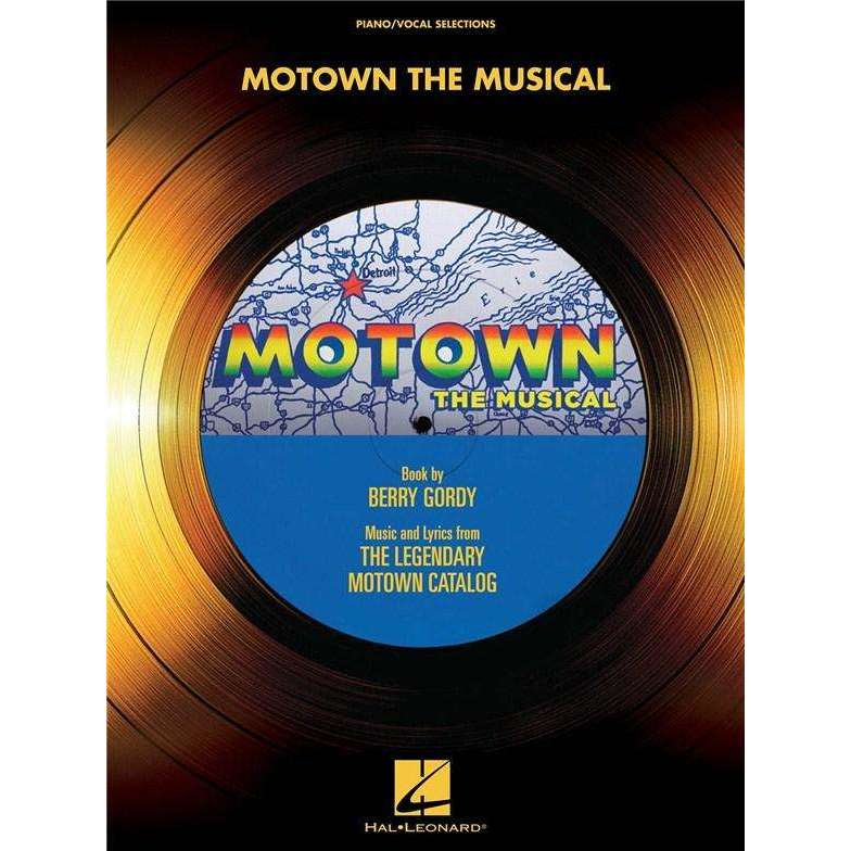 Motown: The Musical song selection