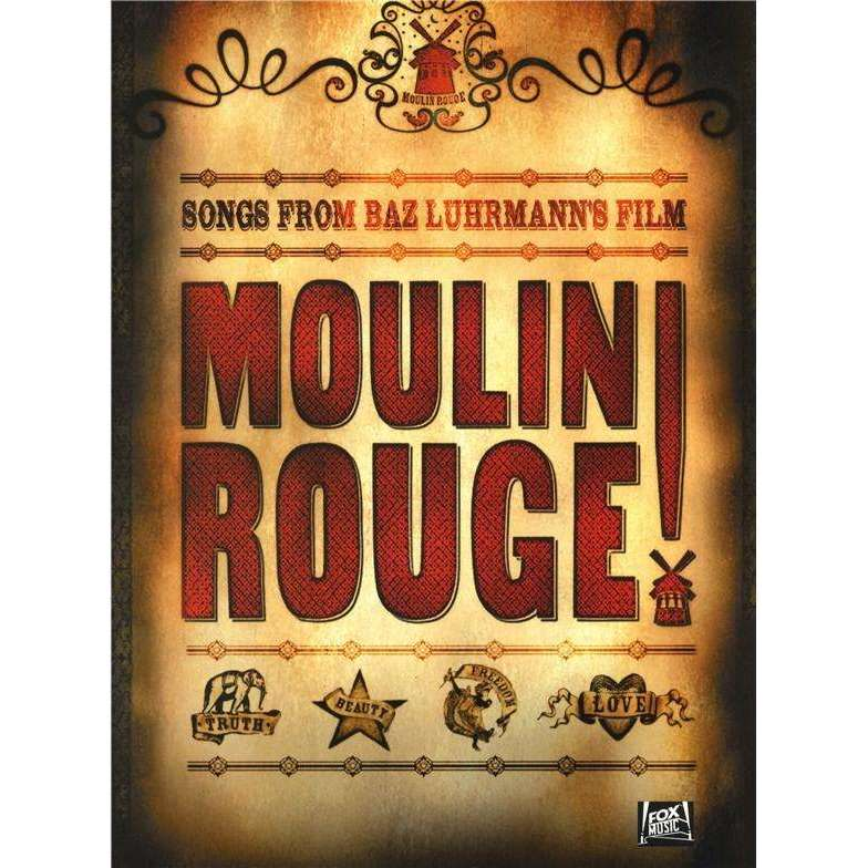 Moulin Rouge song selection