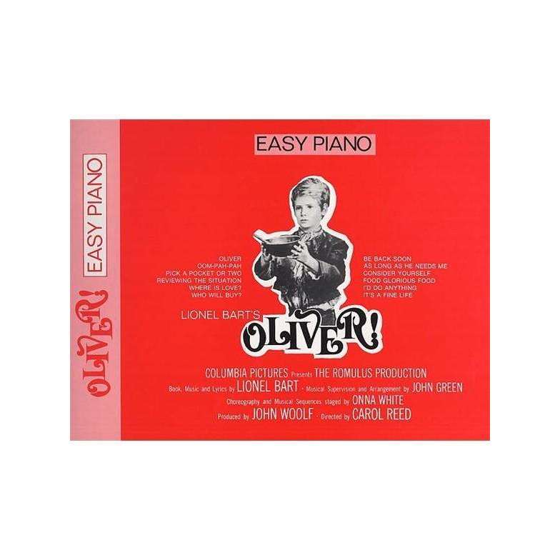 Oliver! (Original Motion Picture Soundtrack) [Easy Piano]