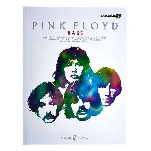 Pink Floyd Bass (incl. CD)