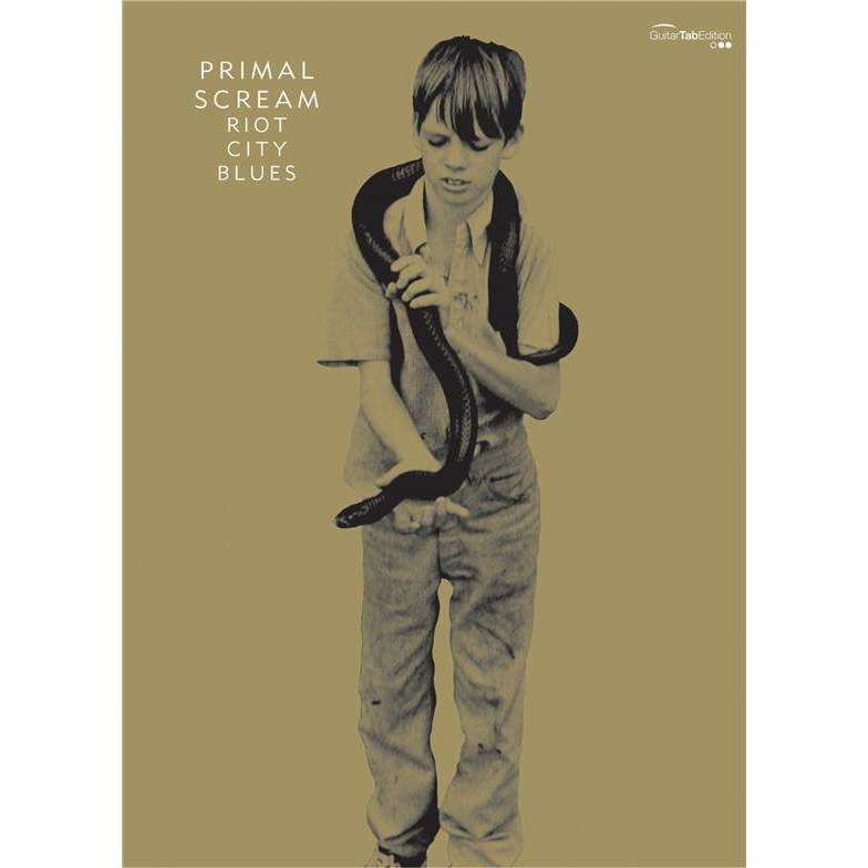 Primal Scream 'Riot City Blues'