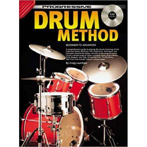 Progressive Drum Method (incl. CD)