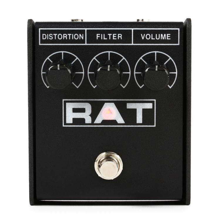 RAT II Distortion Pedal