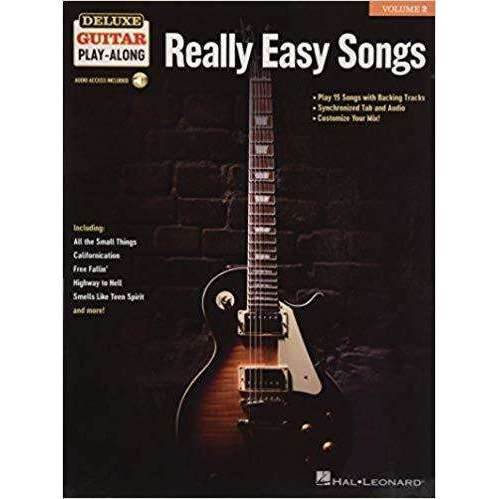 Really easy songs volume 2 guitar