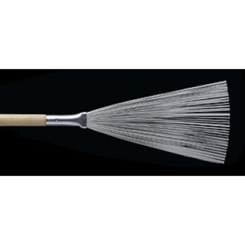 "Regal Tip  HICKORY HANDLE Brush 550W Non-retractable ""Classic"" wire, .460"""
