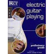 RGT Electric Guitar Playing