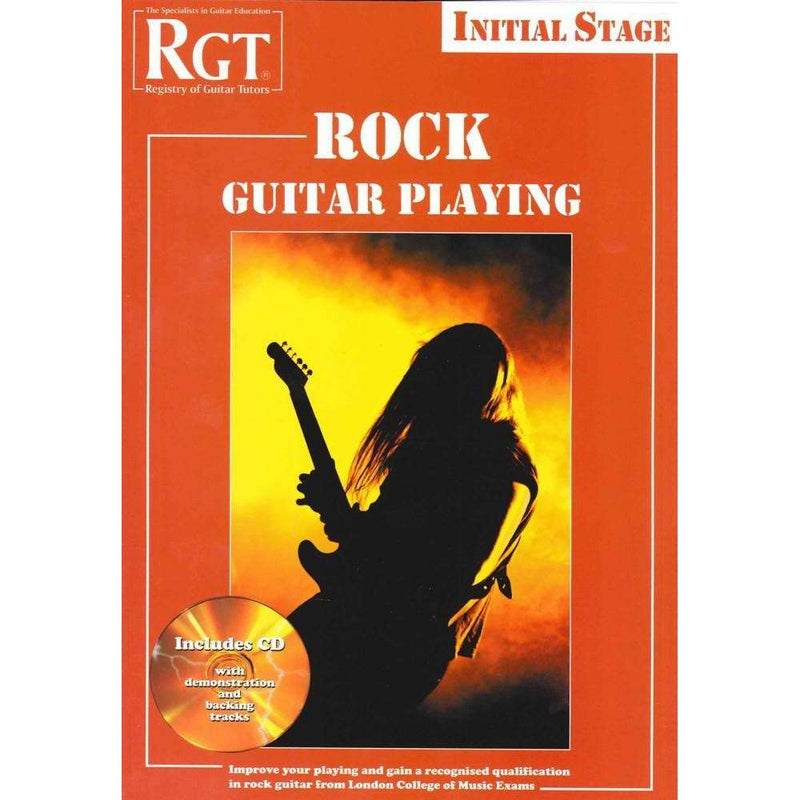 RGT Rock Guitar Playing