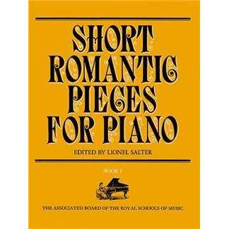 Short Romantic Pieces For Piano Series