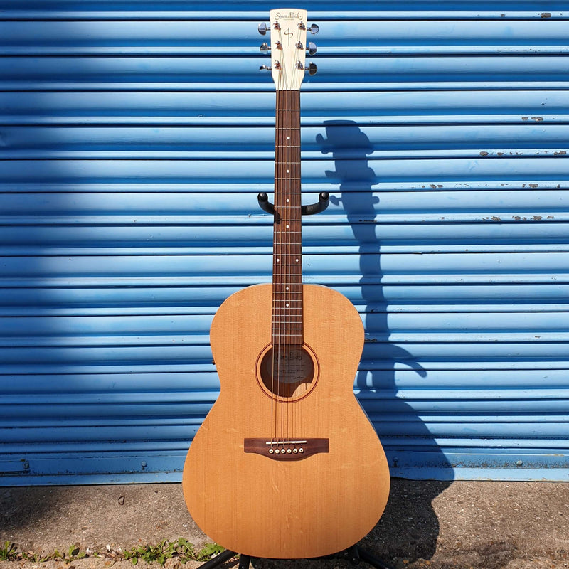 Simon & Patrick Trek Folk Solid Top Electro Acoustic Guitar