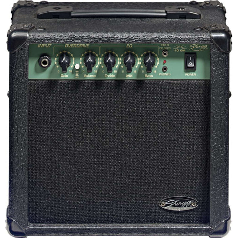 Stagg 10W Guitar Practice Amplifier