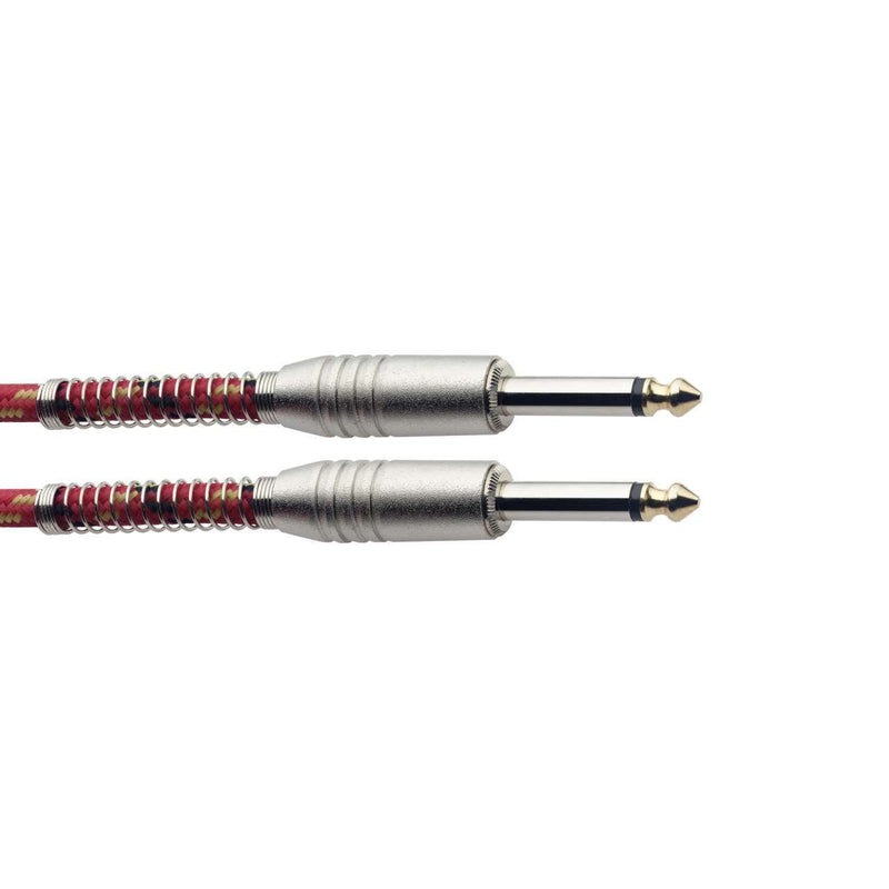 Stagg S Series - Jack to Jack Cable (Tweed)