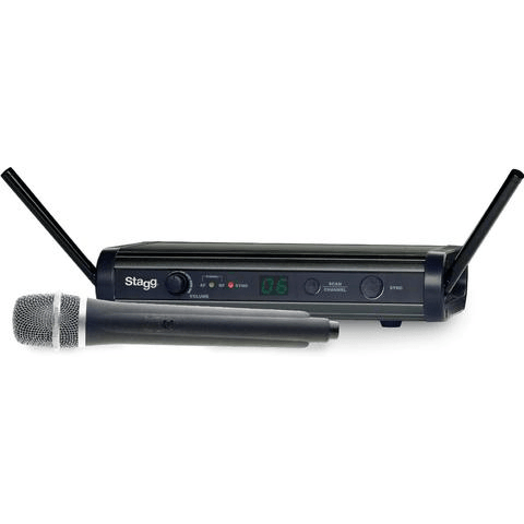 Stagg UHF wireless handheld microphone