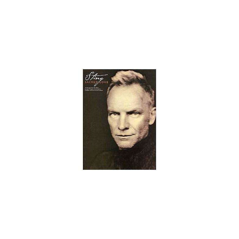 Sting 'Sacred Love'