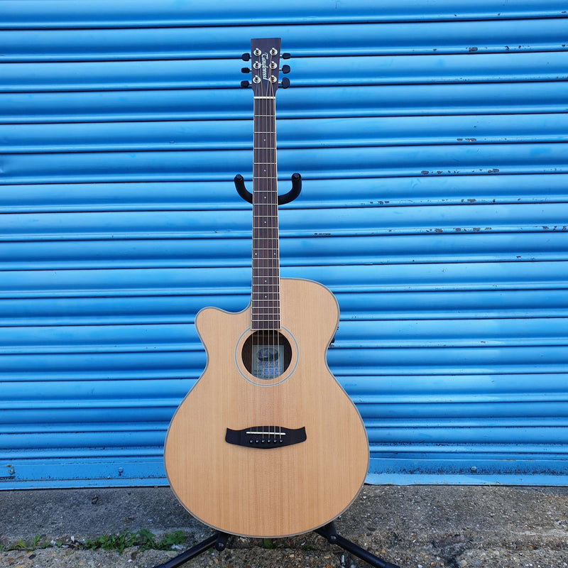 Tanglewood DBT SFCE BW Discovery Left Handed Electro Acoustic Guitar