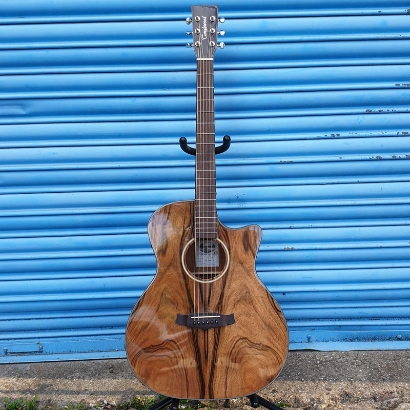 Tanglewood TVC X PW - Evolution Exotic Series Electro Acoustic Guitar
