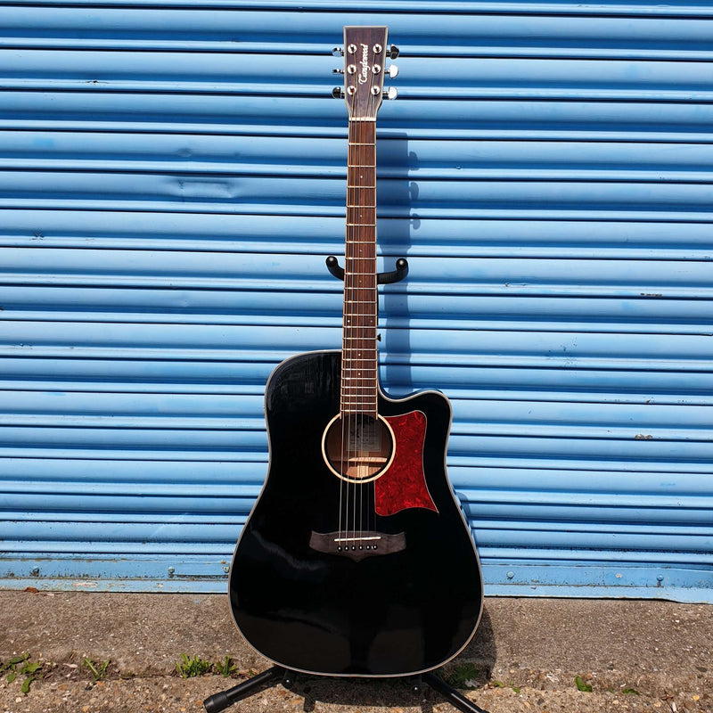 Tanglewood TW5 Winterleaf Solid Top Electro Acoustic Guitar