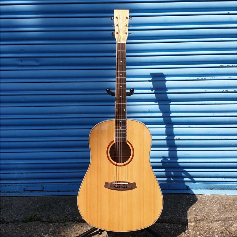 Tanglewood TWD SPLE - Spalted Maple Electro acoustic guitar