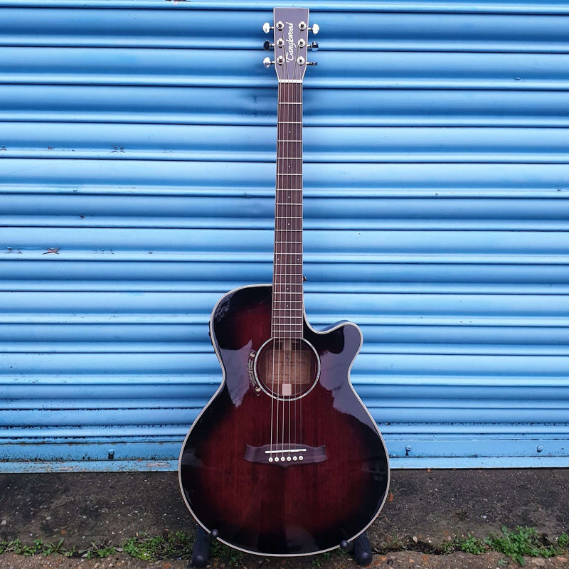 Tanglewood X45 AVE Sundance Performance Pro Solid Top Electro Acoustic Guitar