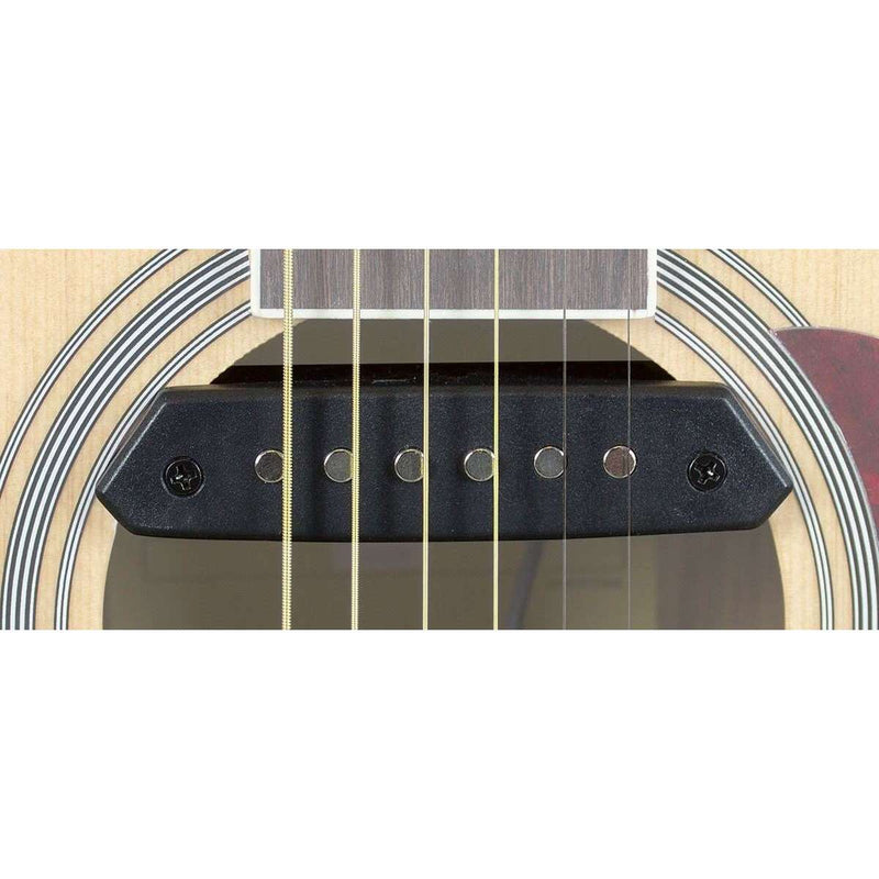 TGI Acoustic Guitar Soundhole Pickup