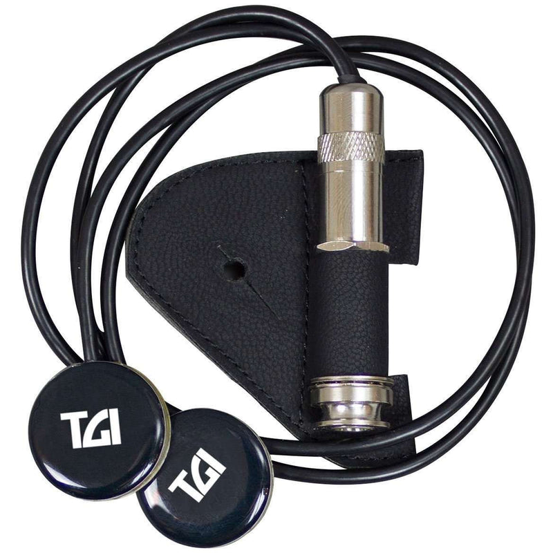 TGI Acoustic Pickup (Twin Disc Transducer)