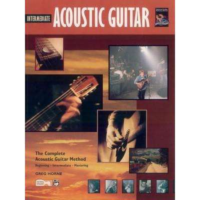 The Complete Acoustic Guitar Method Intermediate (Incl. CD)