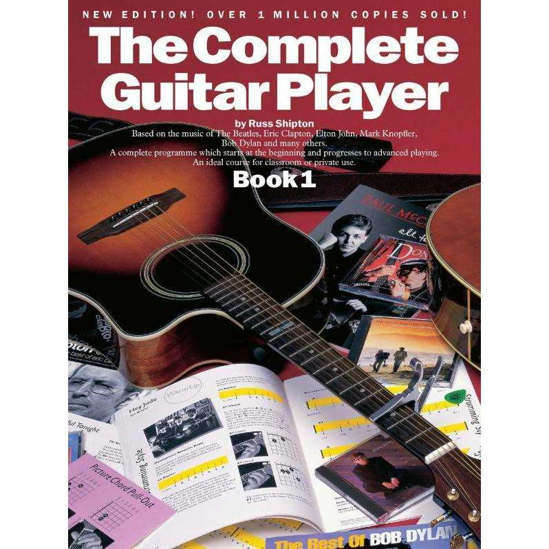 The Complete Guitar Player Series