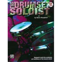 The Drumset Soloist (incl. CD)