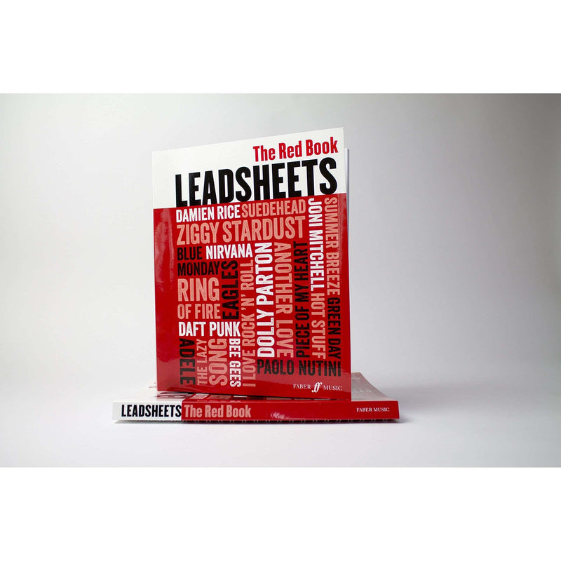 The Red Book Leadsheets