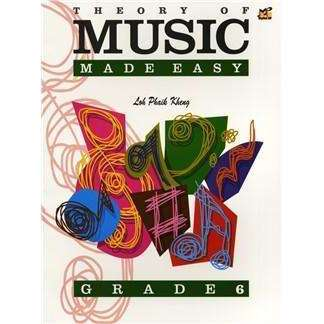 Theory of Music Made Easy Series by Lina Ng