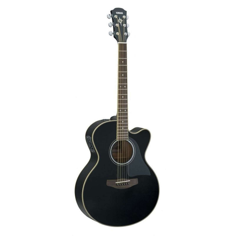 Yamaha   Electro-Acoustic Guitar CPX500 III BL Black
