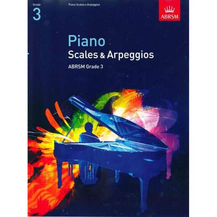 ABRSM Piano Scales, Arpeggios & Broken Chords