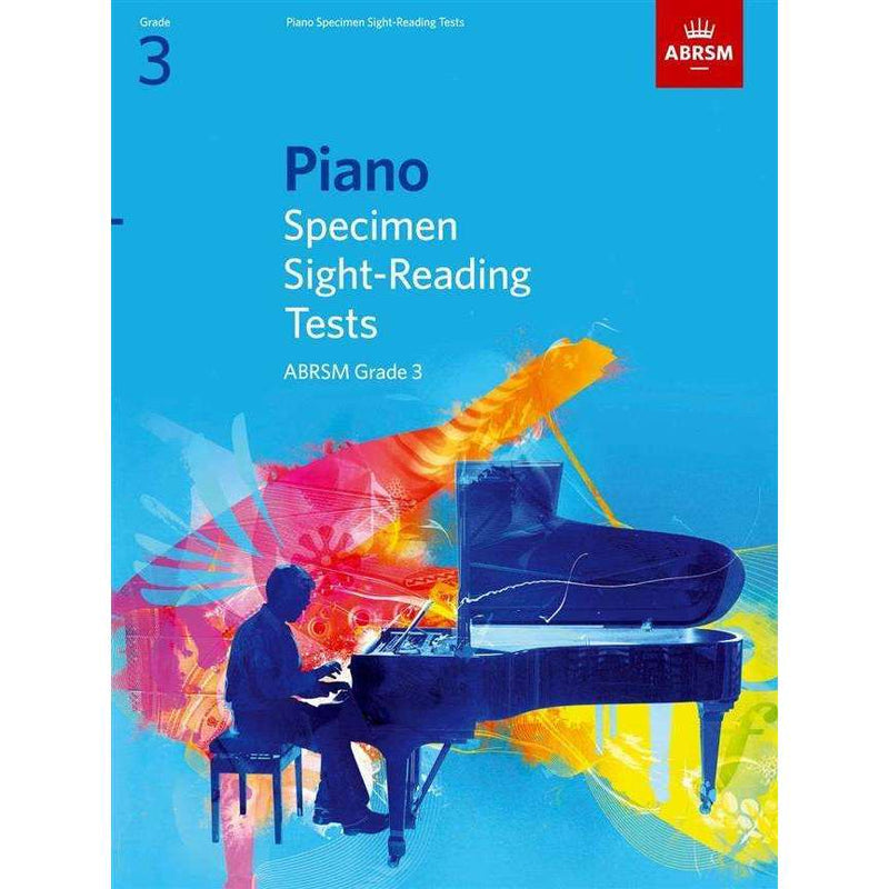 ABRSM Piano Specimen Sight-Reading Tests